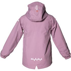 Isbjörn Cyclone Parka Hard Shell Niños, dusty pink